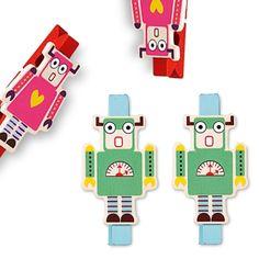 Robot Pegs