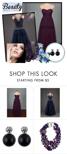 """""""Prom dresses hot,8."""" by sajra-de ❤ liked on Polyvore featuring Patricia von Musulin and Christian Louboutin"""