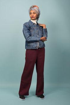 New Wood Wood Josette Bordeaux Pants Wood Wood, Bordeaux, Overalls, Pants, Style, Fashion, Trouser Pants, Swag, Moda