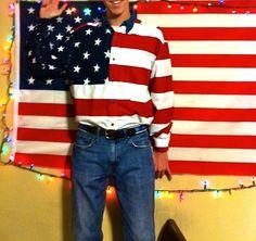 so much patriotism
