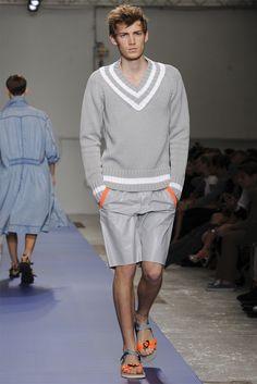 Kolor - Men Fashion Spring Summer 2013 - Shows - Vogue.it