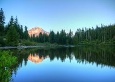 Mirror Lake, Oregon Oregon Lakes, Klamath Falls, Mirror Lake, Crater Lake, Pacific Northwest, North West, Dream Big, Trips, Places To Visit