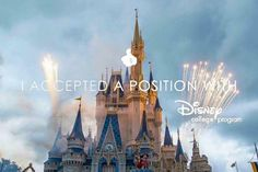 I accidently got accepted for the Disney College Program?