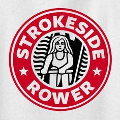 Strokeside (Port) Rowbucks - Unisex Tshirt