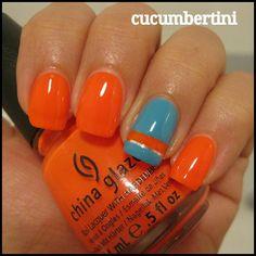 Instagram photo by cucumbertini #nail #nails #nailart