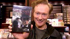Conan Shows Off Lincoln's Porn Movie