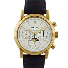 Patek Philippe Model 2499 First Series watch (1957) - $2,280,000