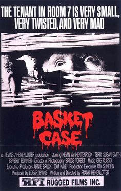 Basket Case (1982) Rugged Films Inc.
