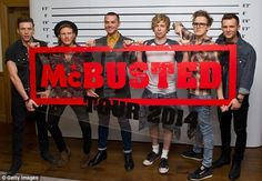 It's McBusted! Tickets?! Cough cough...
