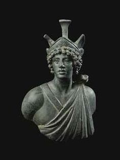 A ROMAN BRONZE BUST OF MARS, CIRCA 2ND CENTURY CE  More At FOSTERGINGER @ Pinterest