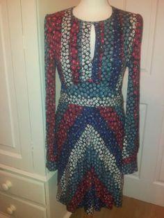 f0b48c25b5 Celia Birtwell for Topshop Floral Ditzy Dress