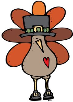 Turkey with Heart. By Melonheadz Thanksgiving Drawings, Happy Thanksgiving Turkey, Happy Turkey Day, Thanksgiving Crafts, Thanksgiving Pictures, Turkey Cartoon, Cliparts Free, Autumn Doodles, Turkey Drawing