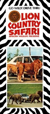 Lion Country Safari - California...(now closed.)My Dad was the Contractor that built it-so sad its gone