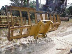CATERPILLAR 950G QC Rake Attachment for sale - Kelly Tractor , FL, USA - Rock & Dirt Inventory ID 7203578 Fl Usa, Caterpillar, Tractors, Rock, Skirt, Tractor, Locks, The Rock, Rock Music