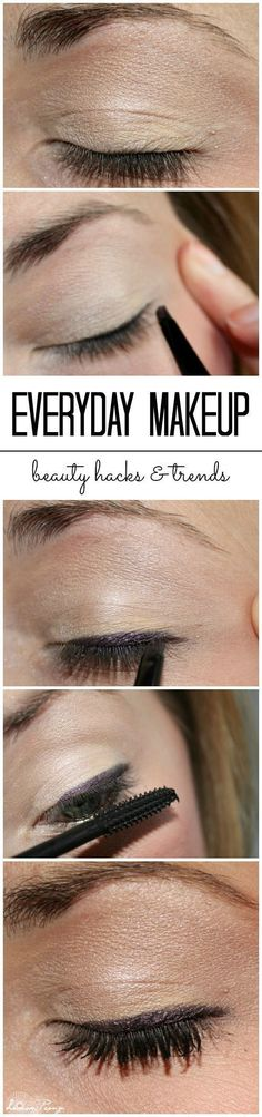 Everyday Makeup Tips! Top 5 Mascara Hacks & Makeup Tips and Tricks! Everyday Beauty Looks that are quick and easy!
