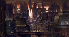 Sci City by Vendetta-Arts.deviantart.com on @DeviantArt