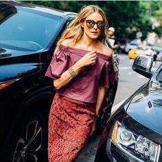 The Olivia Palermo Lookbook : Olivia Palermo At New York Fashion Week II
