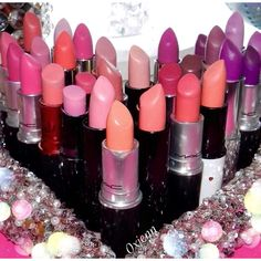 Lipstick Love. For ever and ever.