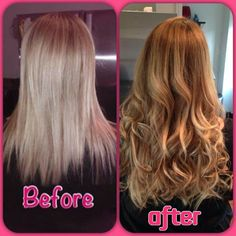 No clips no glue no damage hair extensions fitted with an balmain hair extensions pmusecretfo Images