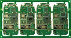 HDI Board - PCB fabrication case