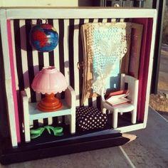 Miniroom handmade. #miniature #handmade #dollshouse