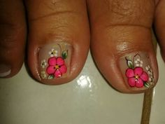 Imagen relacionada Toe Nail Art, Toe Nails, Acrylic Nails, Animal Crossing Qr Codes Clothes, Nail Art Designs, Beauty, Veronica, Baby Shower, Island
