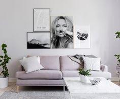 Laat u inspireren door de Scandinavische interieur, en vind alle posters bij www.desenio.nl