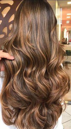 Perfect Hair Color for Balayage Hair Brown Hair Balayage, Brown Blonde Hair, Brown Hair With Highlights, Light Brown Hair, Hair Color Balayage, Summer Highlights, Lighter Brown Hair Color, Brown Highlighted Hair, Brown Ombre Hair Medium