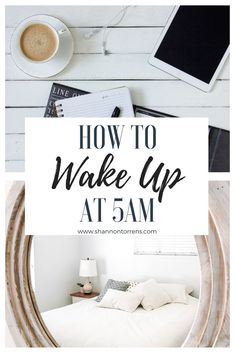 Waking Up At 5AM Is Changing My Life - After waking up at 5am for a month I am a converted early riser. With being a stay at home mom sometimes this is the only time in my day where I can be totally alone to work on things that I want to get done and I feel it's time well spent.