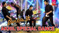 Akhil Akkineni Special Song Coverage - Aatadukundam Raa Movie | Sushanth...