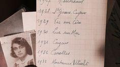 #MadeleineProject: une vie racontée sur Twitter // Clara Beaudoux est journaliste chez France Info. Elle a retrouvé dans sa cave les affaires d'une certaine Madeleine, née en 1915. Elle relate sa vie cette semaine sur #Twitter, à travers des photos d'objets lui ayant appartenu.  Le live tweet sur une semaine prend pour elle tout son sens. [novembre 2015]