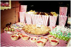 County Fair Birthday Party!