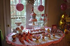 Hostess with the Mostess® - Pinkalicious 4th Birthday