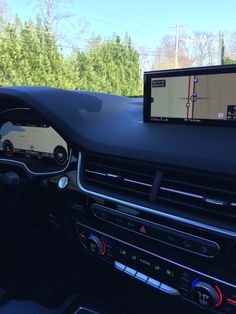 #audi #q7 2017 prestige ---all the extras. Finally my dream SUV... Costs as much as a house... No buyers regrets, rides like a Bentley our Mini Schnauzer and Shih Tzu sure ride in comfort. I can utilize the controls from the front for our dogs in the second row of seats. I swear it drives like us luxury sedan not like a truck like summit SUVs. Next year I'm hoping for the a8 or R8 Sport sedan Audi just for me
