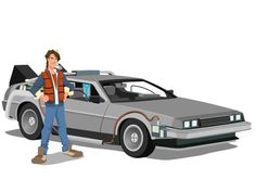 Marty McFly - Back to the Future - Dhiegolucio