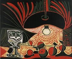 picasso-linocut