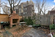 119 Vanderbilt, Clinton Hill, townhouses, Lake Bell, Celebrities, Cool listings, Wallabout, historic homes, outdoor spaces