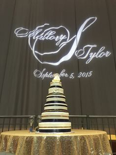 6 Tier Wedding Cake At The Town Pavilion Down Kc Done By Mell Cosentinos Price Chopper In Liberty