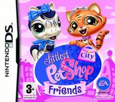 Littlest Pet Shop Friends: City (Nintendo DS)