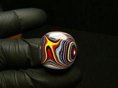Genuine 1980's Fordite Cabochon Hand Cut in by ForditeFanaticsUK, £15.50