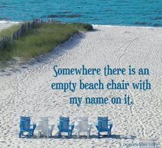 Love to sit on my beach chair on the edge of the water...washing over my feet and the peaceful sound of the ocean!!!! Peace on Earth!!