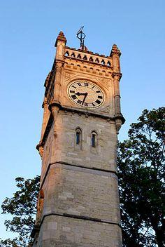 Clock Tower, Fisherton Street, Salisbury, Wiltshire, England