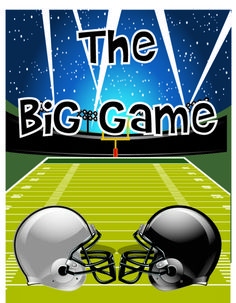 Supplies: ƒ Football helmet, shoulder pads, sports drink, playbook ƒ When a football player gets tackled, what helps protect him? (Show helmet and pads.) His football helmet and his pads. Because t...