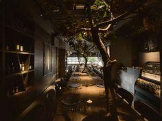 Go Eat Tapas in Hsinchu City, Taiwan: the Tapas Bar Reinvented https://www.yatzer.com/go-eat-tapas-dining-bar-taminn-design Photoby MW Photo INC.