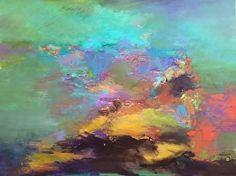 Whispering Wind by Arleen Joseph  ~ 36 x 48