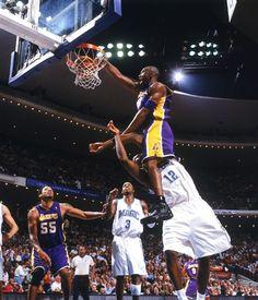 Kobe dunks on Dwight Howard #ImissNBA