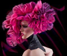 Jake Thompson on Avant Garde Hair Styling Naha, Creative Hairstyles, Cool Hairstyles, Pelo Editorial, Art Visage, Avant Garde Hair, Pelo Afro, Kevin Murphy, Hair Creations