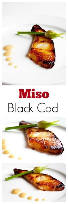 Korean miso and honey glazed cod recipe see best ideas for Recipes for cod fish