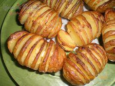 Sarımsaklı Fırın Patates