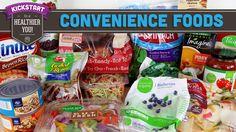 Convenience Foods for Easier Healthy Eating - Mind Over Munch Kickstart ...
